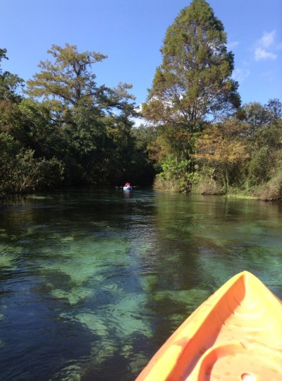 florida family vacation - Weeki Wachee Springs River