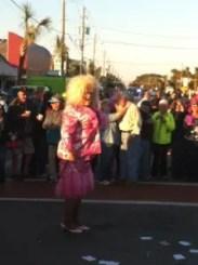 Dolly Pardon in Drag