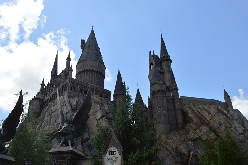 hogwarts castle florida family vacation