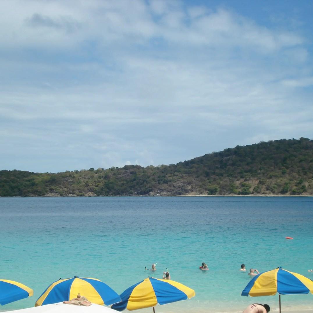 St. Thomas Virgin Islands Snorkel Caribbean