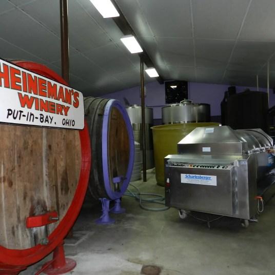 heineman winery put-in-bay-ohio