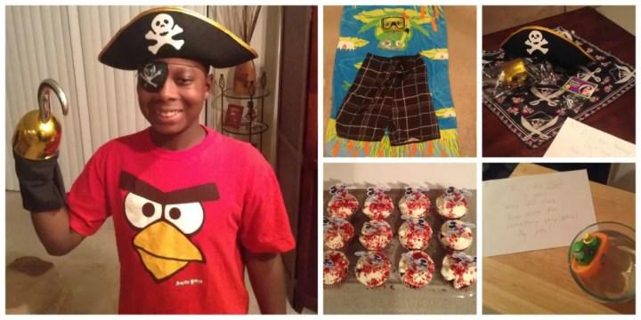 Disney Birthday Quest Collage