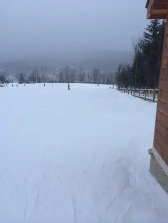 ski newbie