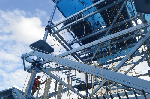 MOSI sky trail adventurous things to do in tampa outdoor activities in tampa
