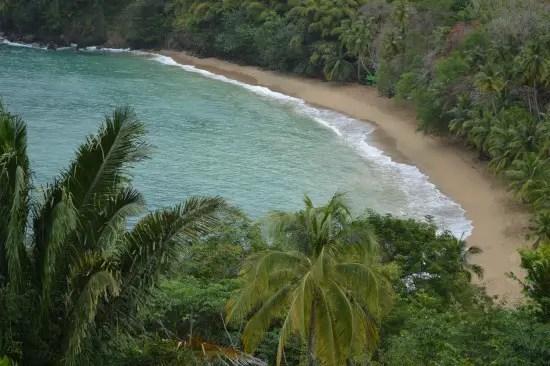 tobago beach