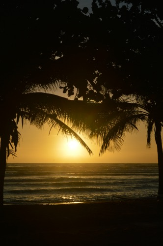 tobago sunrise