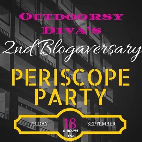 Blogaversaryperiscope party
