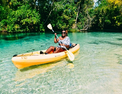weeki wachee kayaking