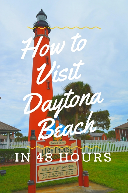 Daytona Beach Pinterest