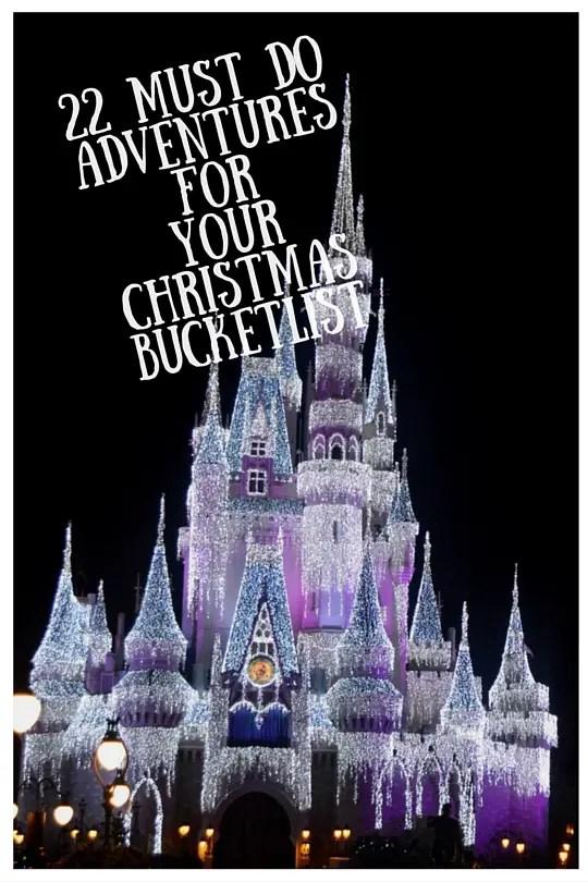 Christmas BucketList