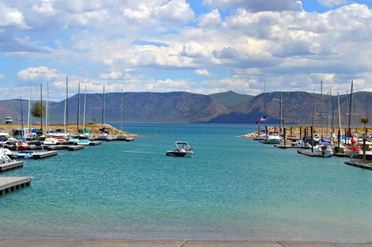bear lake marina