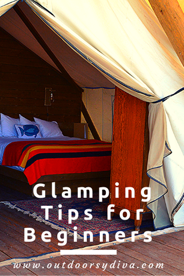 glamping tips glamping 101 first time glamping