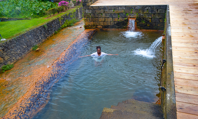 hot springs in azores azores vacation azores holiday poca da dona beija