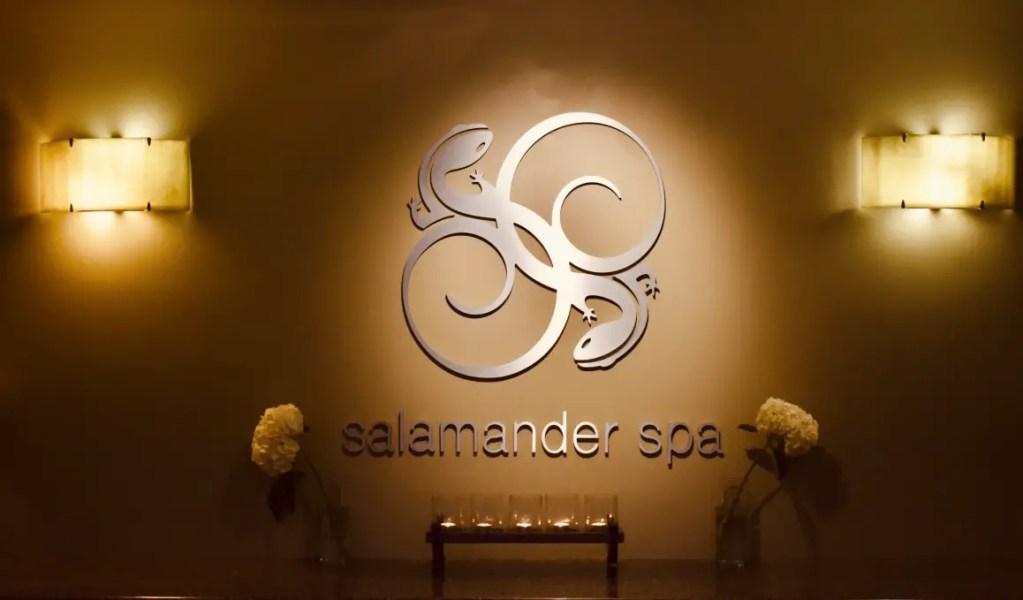 salamander spa  black owned resort in florida