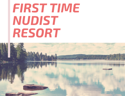 first time nude resort