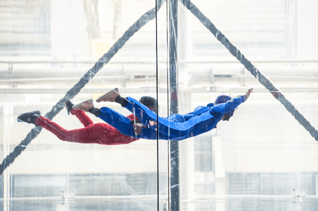 indoor skydiving tampa things to do in tampa tampa outdoor activities