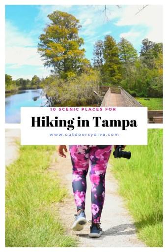 hiking in tampa