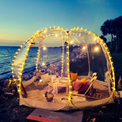 pop-up picnic luxury
