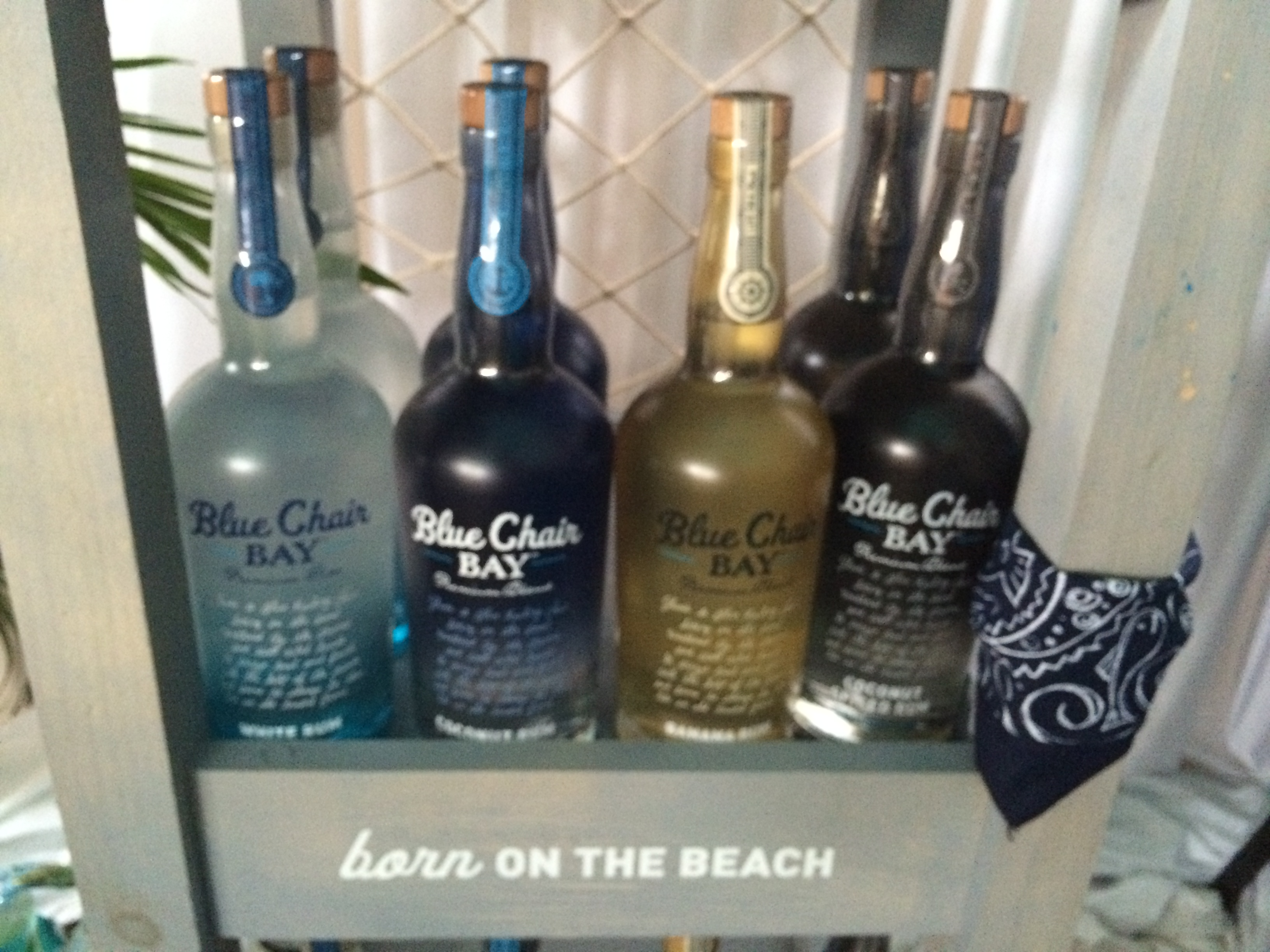 Blue Chair Bay Coconut Rum Foodie Adventures Summer Of Rum Festival 2014 Rum