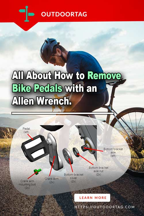 All About How to Remove Bike Pedals with an Allen Wrench