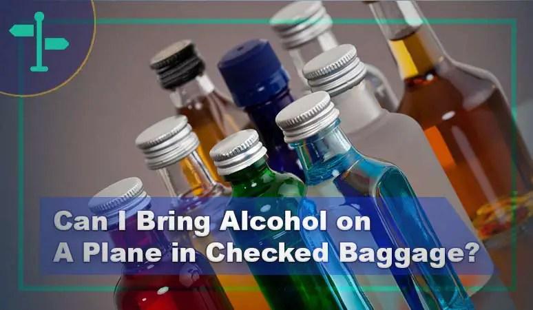 Can I Bring Alcohol International Flight?