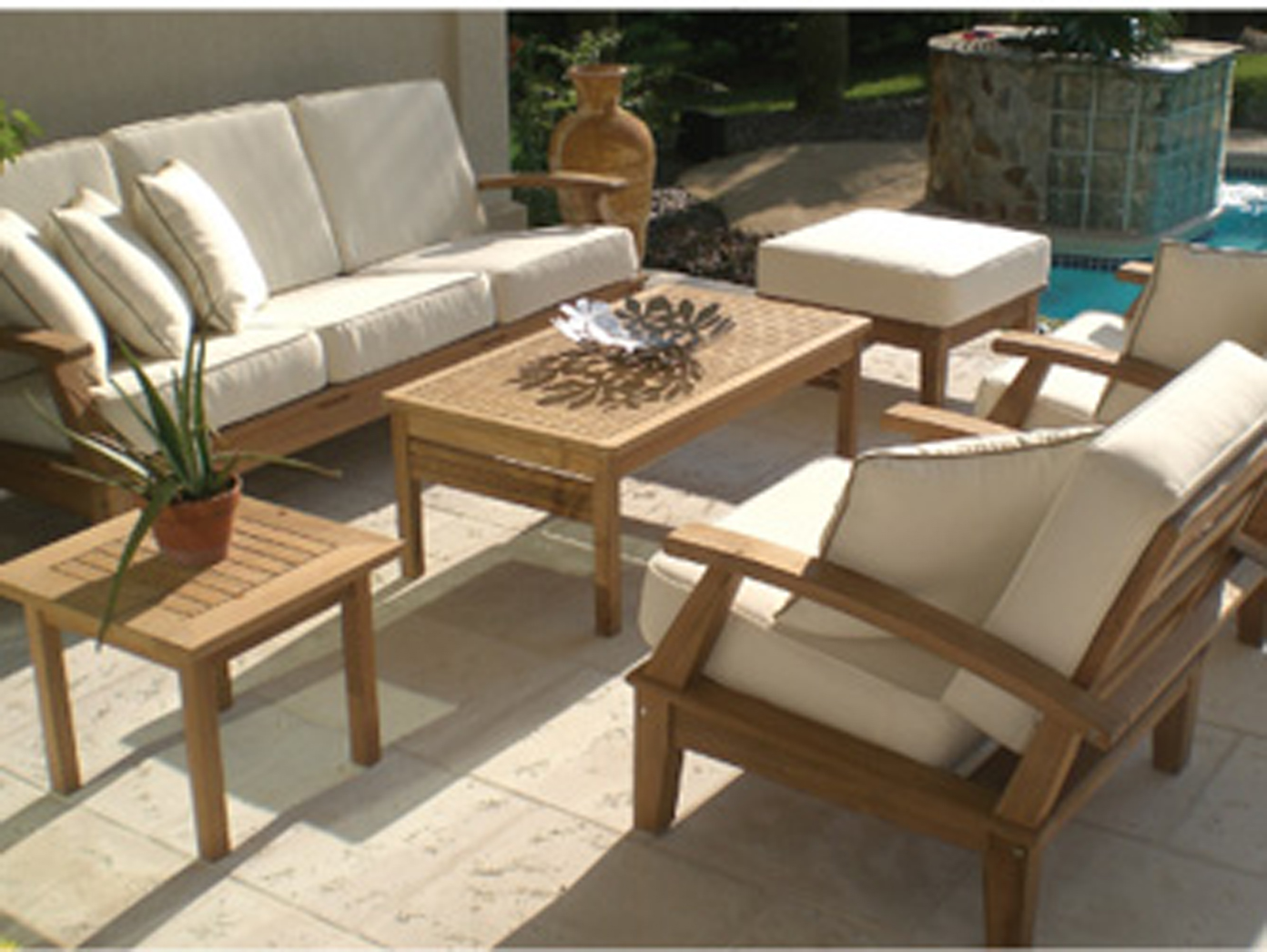 Teak Outdoor Furniture Miami
