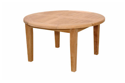Anderson Teak Brianna Round Coffee Table TB Outdoor Teak - Anderson round table