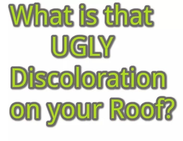 UglyRoof Text