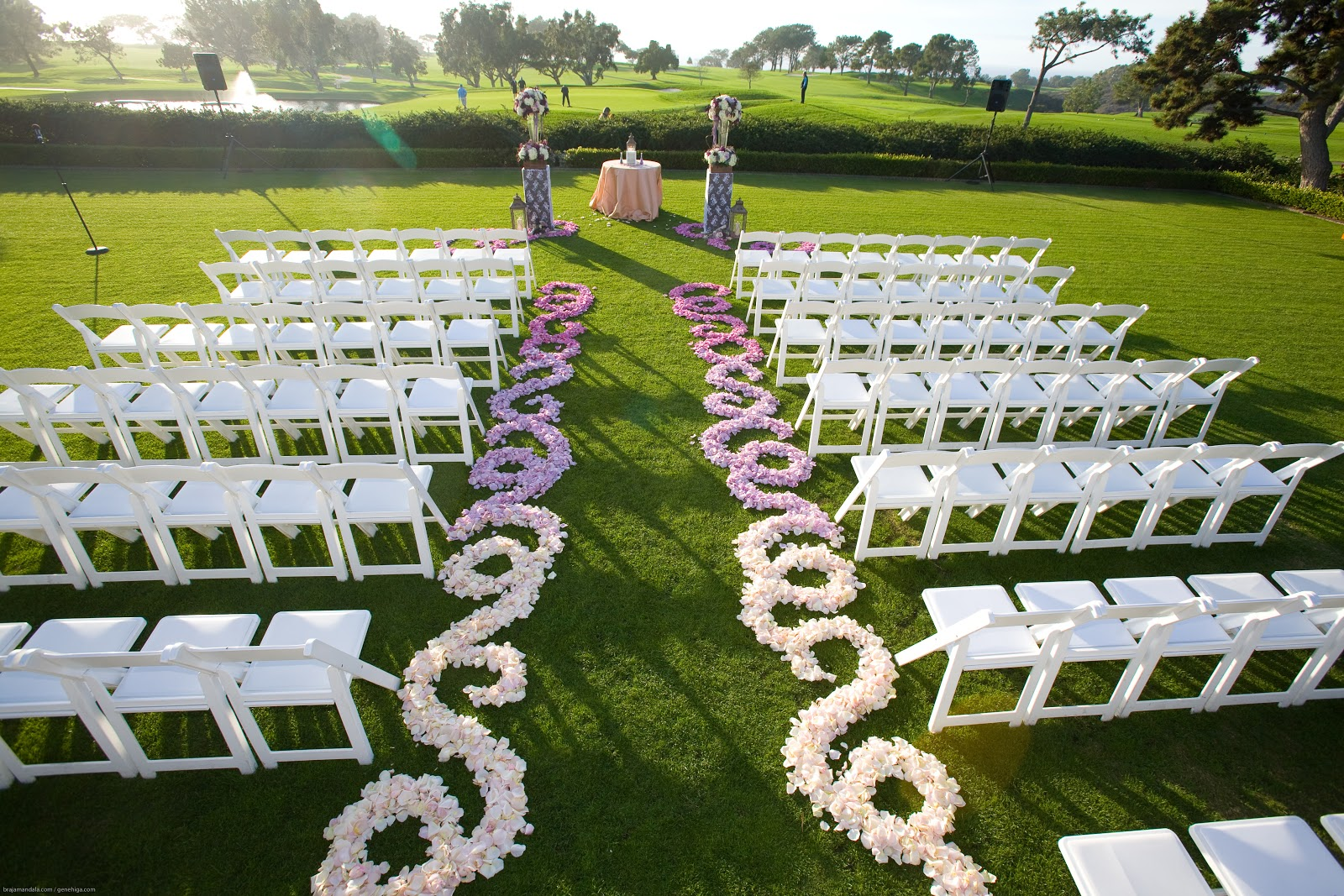 Unique Garden Wedding Ideas Wedding Ideas