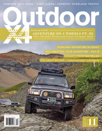 Issue 11 - Overlanding Equipment, Outdoor Adventure Travel Magazine
