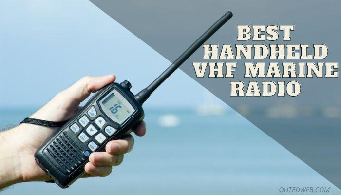 Best Handheld Vhf Marine Radio