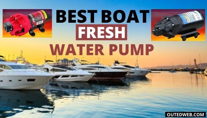Best Boat Fresh Water Pump