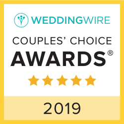 Outer Banks Weddings by Artz Music & Photography won the WeddingWire 2019 Couples' Choice Award!