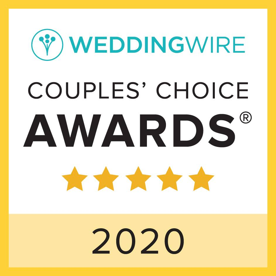 Artz Music & Photography has won the WeddingWire Couples' Choice Award Winners for 11 consecutive years!