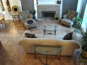 Custom flooring Outer banks