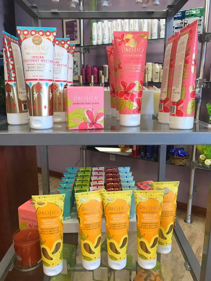 Pacifica Beauty - Display Products
