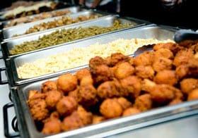 Currituck BBQ Company Buffet