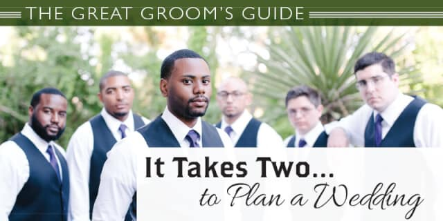 groom responsibilities