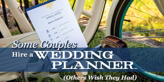 Some Couples Hire A Wedding PlannerOthers Wish They Had Outer