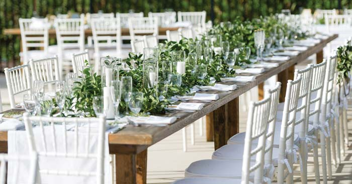 wedding tables and chairs for rent camo office chair outer banks guide rentals
