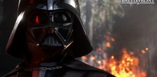 Darth Vader on Endor