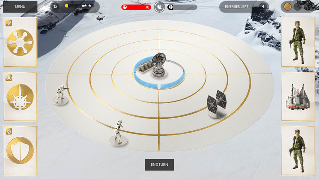 Star Wars Battlefront App