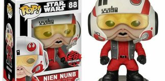 Nien Nunb Funko POP
