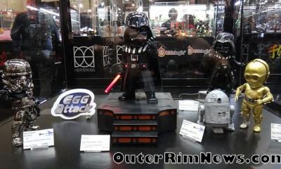 Toy Fair 2016 Bandai