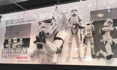 Bandai 1/6 Scale Star Wars Figure