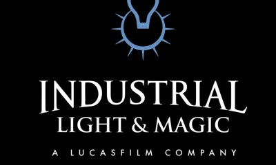 Industrial Lights & Magic Logo