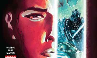 Star Wars: The Force Awakens 4 Cover