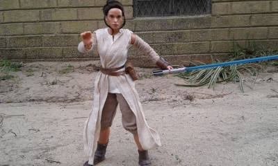 Disney Elite Series Premium Rey