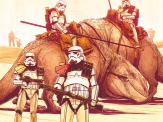 Star Wars 40th Anniversary Variant Covers