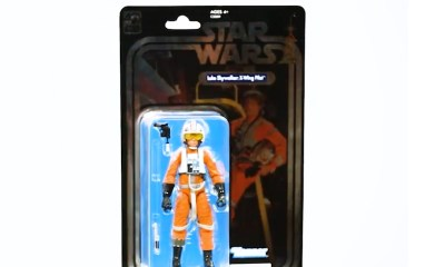 "Exclusive 6"" Luke Skywalker Figure"
